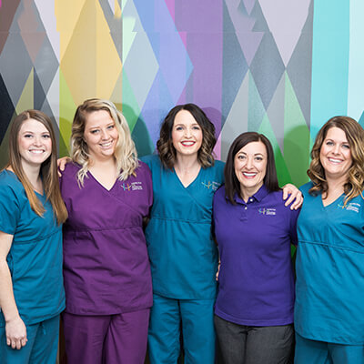 The Smile Team at Hamilton County Pediatric Dentistry in Carmel Indiana