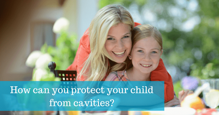 Every parent wants to protect their child from pain-causing cavities!