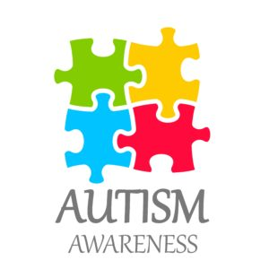 Autism Awareness logo to show that Dr. Juntgen offers dental care for special needs patients.